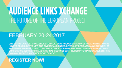 Image for: Audience Links Xchange: The Future of the European Project