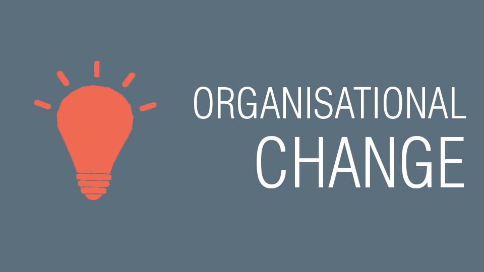 Category: Organisational change
