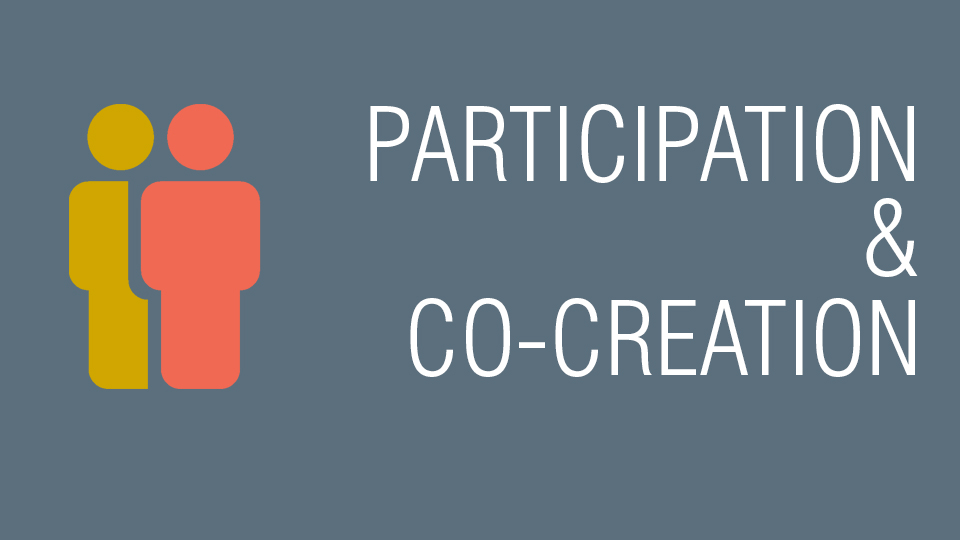 Category: Participation & co-creation