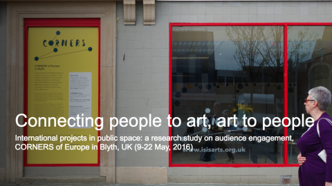 Image for: Connecting people to art, art to people